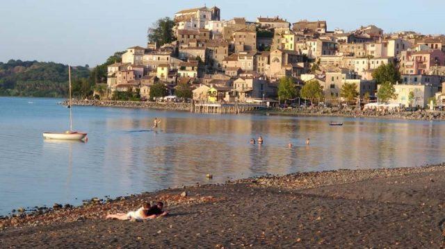 Taking the kids to Italy? Explore Anguillara.. a hidden treasure just near Rome!