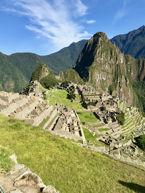 Machu Picchu and the Salkantay Trek, Peru