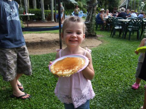 Cainrs Coconut pancakes resized