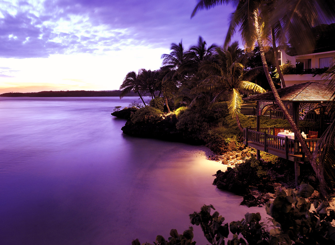 Shangri-la Fijian resort and spa