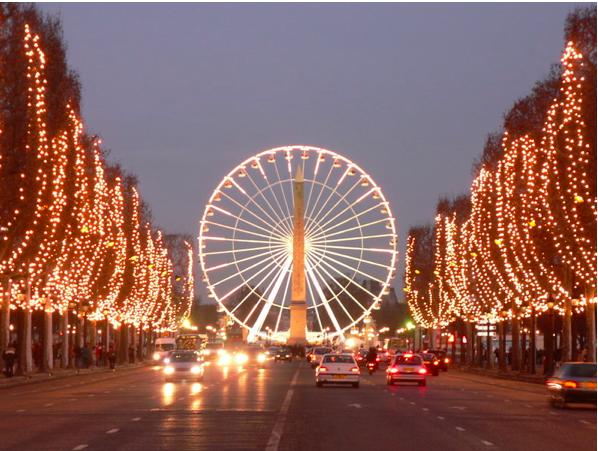 Top five winter activities for kids in Paris France