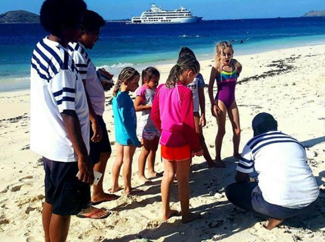 Fiji Cruising … small ship cruising that explores the Fijian islands