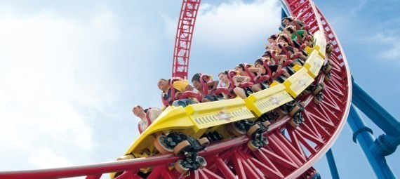 Gold Coast Theme Park tickets and Passes