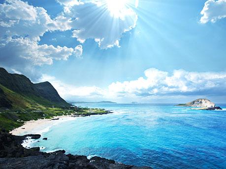 North America: USA, Alaska & Hawaii