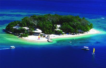 Hideaway Resort Vanuatu - stay 7 pay 5 family deal