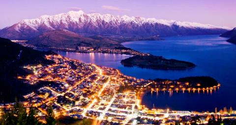New Zealand South Island Motorhome family package