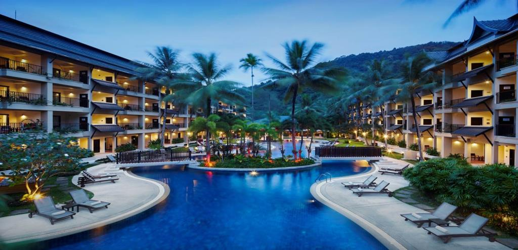 Swissotel Resort Phuket - September school holidays free nights