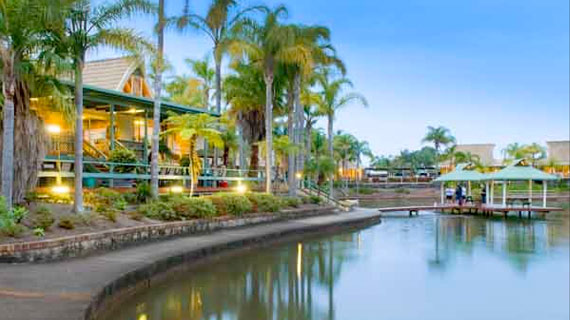 Village Resort, Port Macquarie