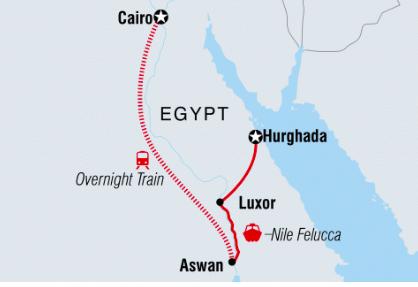 Egypt family tour