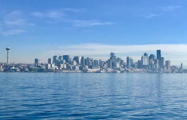 Exploring Seattle, USA with kids