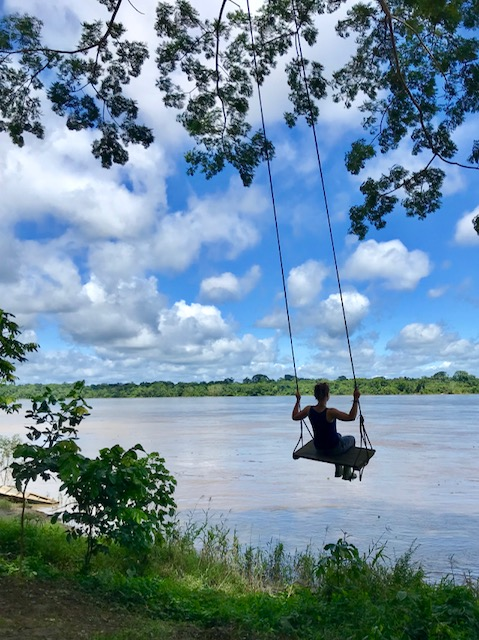 Visiting the Amazon jungle from Puerto Maldonado Peru