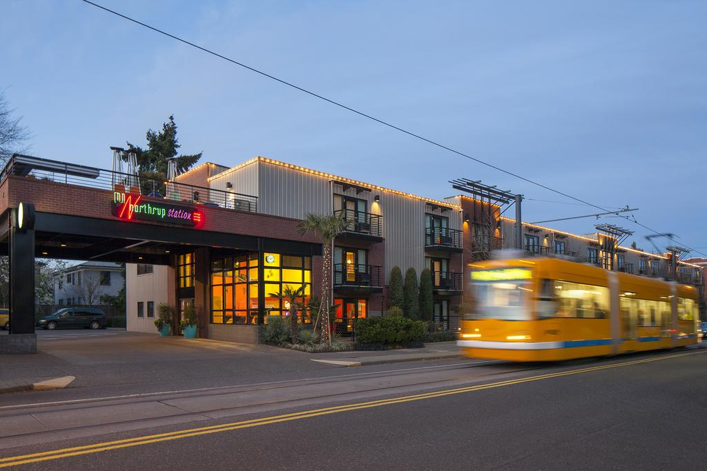 Inn @ Northrup Station, Portland Oregon USA