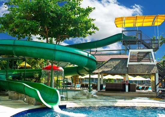 Bali Dynasty Resort Family Package