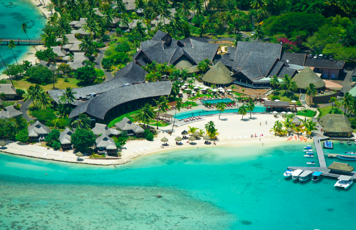 Intercontinental Resort and Spa Moorea Family Package