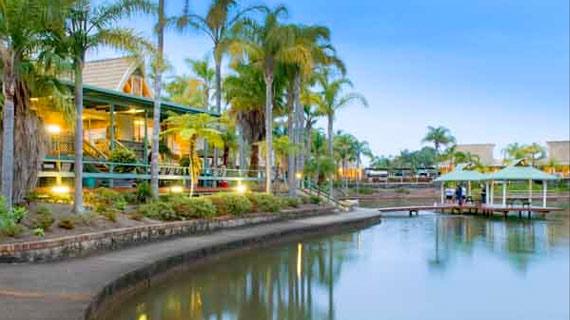 Village Resort, Port Macquarie